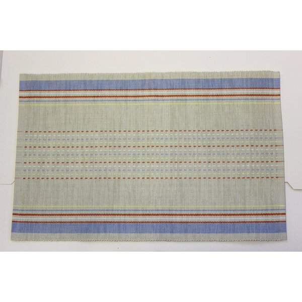 Country Table 100% Cotton Placemat by Rue Montmartre